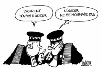 Parfum et droits d'odeur - Est Républicain | méthodes de mesure et de limitation des odeurs | Scoop.it