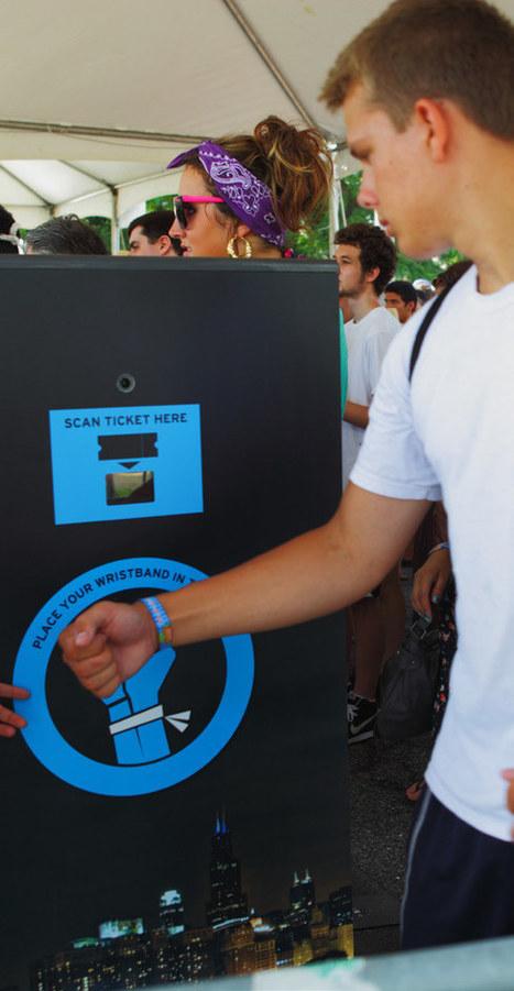 La RFID au festival Garorock | Médias sociaux et tourisme | Scoop.it