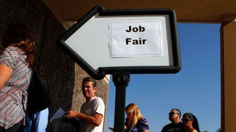 Millennials Struggle to Find Jobs: But Who's Really to Blame?   Interesting Items   Scoop.it