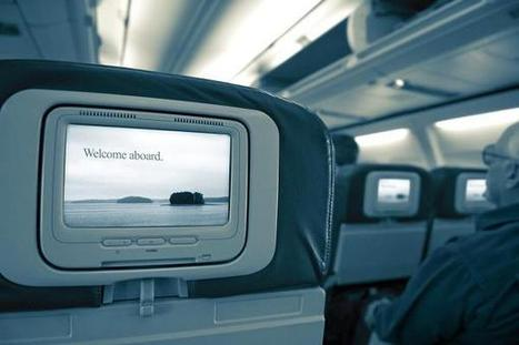 This is the future of in-flight entertainment | digital content | Scoop.it