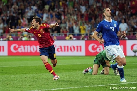 Euro 2012 Pictures: Spain 4-0 Italy | Winning The Internet | Scoop.it