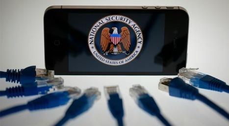 Comment la NSA utilise les données des téléphones pour relier les personnes entre elles | Slate | The world is changing ! | Scoop.it