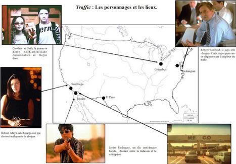 """K-classroom: Analyse géographique du film """"Traffic""""   Nuevas Geografías   Scoop.it"""