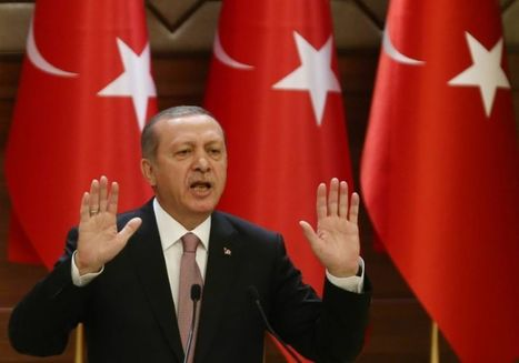 Turquie: L'UE dénonce la chasse aux universitaires pacifistes d'Erdogan | Higher Education and academic research | Scoop.it