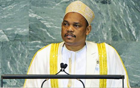 """Comores : Ikililou Dhoinine a procédé à son remaniement ministériel   Revue de presse """"Afrique""""   Scoop.it"""