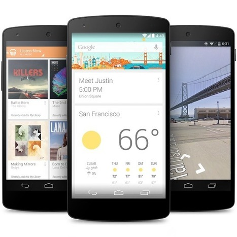 LG Nexus 5: The Magical Experience Has Indeed Been Recreated | F4U ONLINE COURSES | Scoop.it