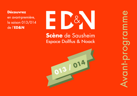 ED&N Sausheim saison 013-014 | Les concerts de l'ED&N | Scoop.it