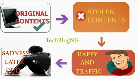 TechBlogNG.Com &raquo; Blogging, Mobile &amp; Computer Tech Journal: Why Duplicating<br/>Content Will Make You A<br/>Laughingstock | technology-blogging | Scoop.it