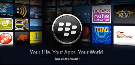 Top 8 Apps For Blackberry Smartphone | Best Android,HTC,iPhone, Gadget Tips And Tricks | Scoop.it