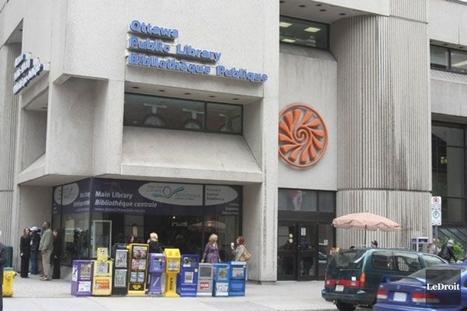La bibliothèque d'Ottawa veut explorer l'option PPP | Guillaume St-Pierre | Ville d'Ottawa | Bibliolecture | Scoop.it