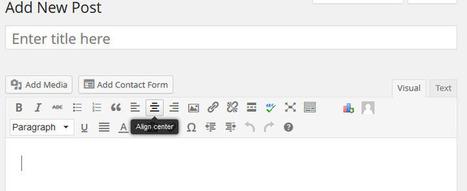 WordPress Developers Take Note: TinyMCE 4.0 Merged Into Core | Wordpress-Core-Capability | Scoop.it