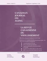 Qualitative Research in the Canadian Journal on Aging (CJA):An 18-Year Analysis (1995–2012)   Research Methodology منهجيات البحث العلمي   Scoop.it