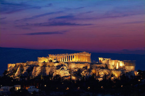 Athens Ranks 1st Among 25 Most Influential Cities in the World | GreekReporter.com | My View of Greece - Ελλάδα | Scoop.it
