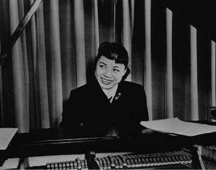 Jazz pianist, Toshiko Akiyoshi | Jazz Plus | Scoop.it