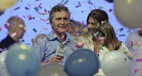 Argentine : à peine élu, Macri s'en prend au Venezuela | Venezuela | Scoop.it