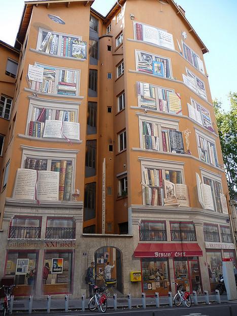 Lyon, bibliothèque de la cité | Trucs de bibliothécaires | Scoop.it
