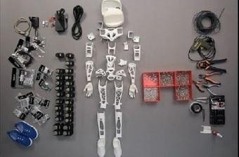 Open source baby robots - a moonshot project - ENGINEERING.com | Heron | Scoop.it