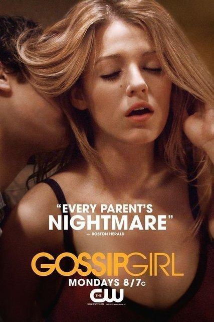 Gossip Girl (TV Series 2007–2012) | Eventyr TV-serier | Scoop.it