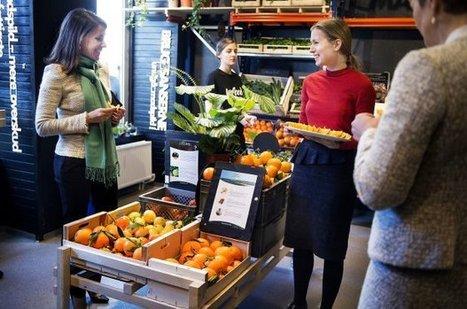 Danemark : le premier supermarché de restes alimentaires vient d'ouvrir ses portes | GREENEYES | Scoop.it