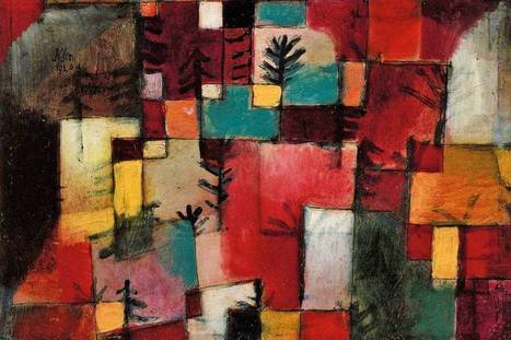 Paul Klee: Making Visible, Tate Modern - exhibition review - Evening Standard | German A-level & earlier: Literatur & Kunst | Scoop.it