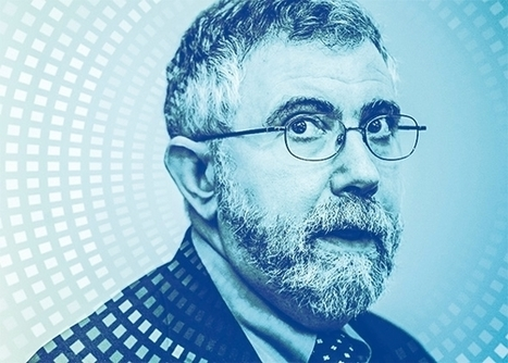 Krugman Says Technology Is an Overhyped Disappointment. He's Thinking About It the Wrong Way.  | Peer2Politics | Scoop.it