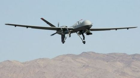 'US not going to suspend drone attacks'   #DroneWatch   Scoop.it