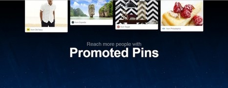 Pinterest gears up to launch ads on New Year's Day | Marketing Sales and RRHH | Scoop.it