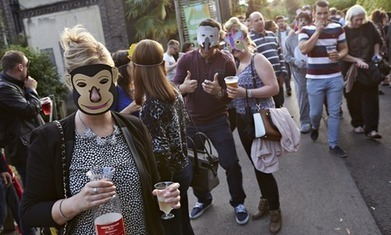London zoo party nights 'threaten animal welfare' | Nature Animals humankind | Scoop.it