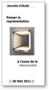 Penser la représentation à l'aune de la démocratie | Philosophie en France | Scoop.it