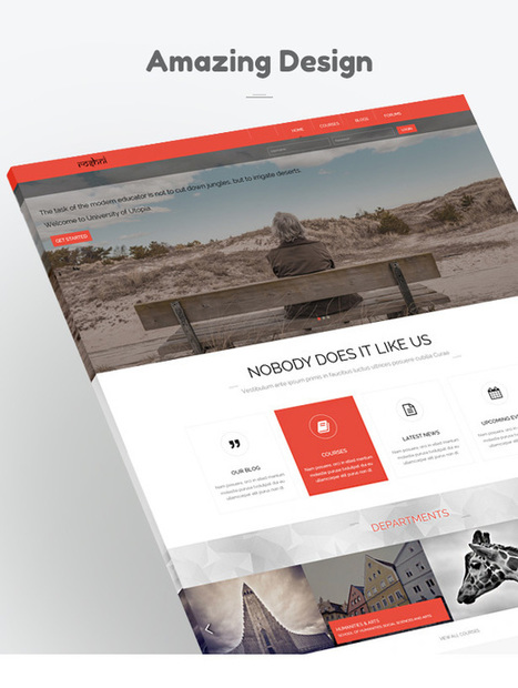 Roshni Moodle Theme | Awesome Moodle systems | Scoop.it