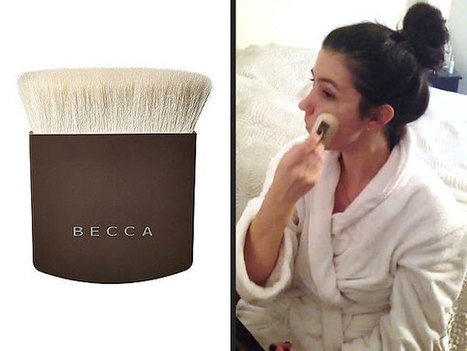 We Tried It: One Makeup Brush For Your Entire Beauty Routine | Makeup | Scoop.it