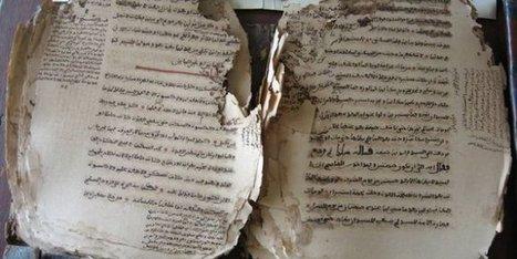 Les manuscrits de Tombouctou menacés par le temps et par les islamistes | Culturebox | BiblioLivre | Scoop.it