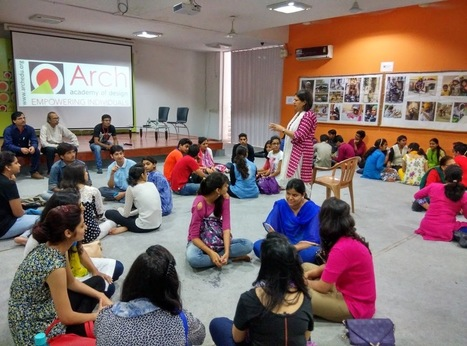 Student Orientation Programs - Introduction to College Life - Arch Academy of Design | Jewellery Design Courses | Scoop.it