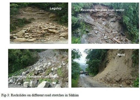 Earthquake induced landslides in the Sikkim-Darjeeling Himalayas | CEMAV | Scoop.it