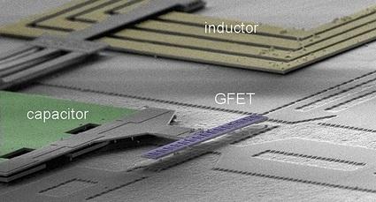 Graphene circuit ready for wireless | ICT | Scoop.it