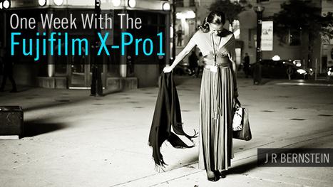 Fashion Week with the Fujifilm X-Pro1 Digital Camera - Review   Fuji X Series   Scoop.it