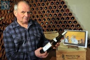 Un muscadet du Landreau choisi par le pape François comme vin de messe - Nantes.maville.com | Le meilleur des blogs sur le vin - Un community manager visite le monde du vin. www.jacques-tang.fr | Scoop.it