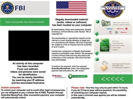Remove FBI Anti-Piracy Warning Virus on Android Phone, Fix Android Ransomware | Remove PC Virus and Upgrade PC Performance | Scoop.it