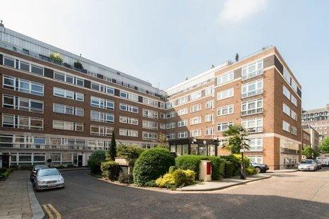 Flat for sale in Nottingham Terrace, London, NW1 | Sandfords | Regents Park Property | Scoop.it