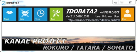 Idobata 2: talking Second Life and Skype | Culture and Fun - Second Life - Apps & Utilities | Scoop.it