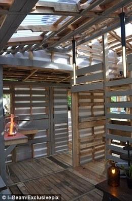 w/Plexi | Pallet Construction | Scoop.it