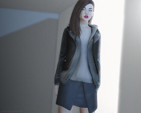 014. Fish Gape | 亗  Second Life Fashion Addict  亗 | Scoop.it