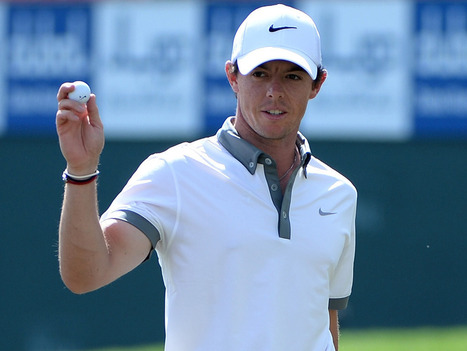 Dubai Desert Classic : McIlroy confident of victory | Globe Greens | Scoop.it