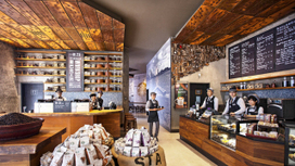 In China, Starbucks doesn't sell coffee to make its millions. It rents couches | BUSS4 | Scoop.it