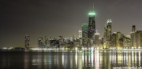 Chicago readies the next-generation big data network -- GCN | The Programmable City | Scoop.it