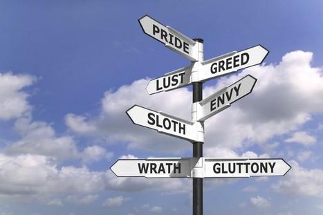 Les «7 péchés capitaux» d'une stratégie de communication sur les médias sociaux   infos marketing et webmarketing   Scoop.it
