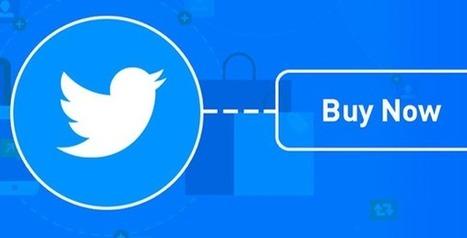 Twitter va proposer son bouton Acheter à plus de 100.000 e-marchands via Shopify - #Arobasenet.com | MediaSociaux infos | Scoop.it
