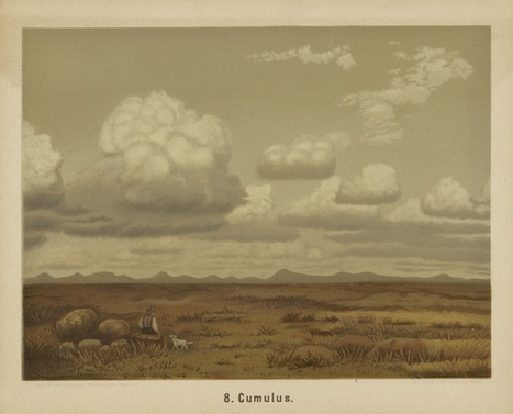 Atlas des nuages | Notes | Scoop.it