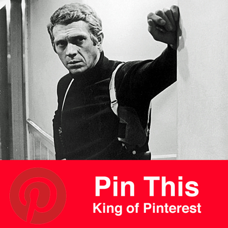 King of Pinterest, You In? | Digital-News on Scoop.it today | Scoop.it