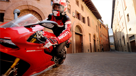 Apple - iPad in Business - Profiles - Ducati | Ductalk Ducati News | Scoop.it